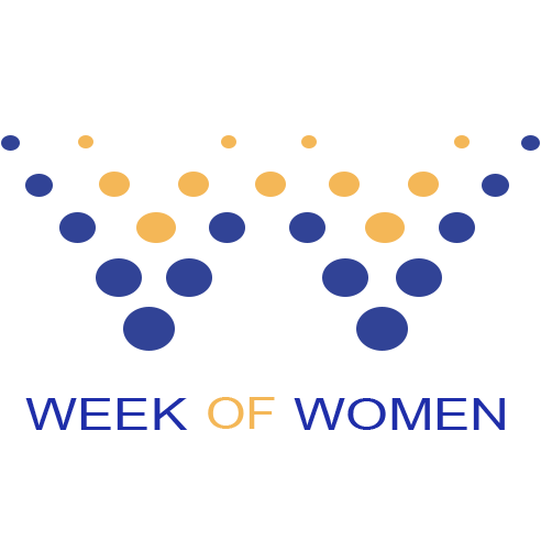 Week Of Women Logo PNG